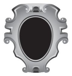 Antique frame vector image