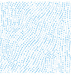 Seamless pattern in blue colors vector