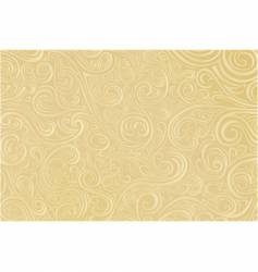 Tan scroll work vector