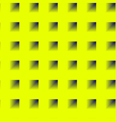 bright 80s retro seamless lemon and blue block of vector image