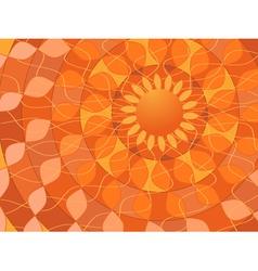 spirals vector image vector image