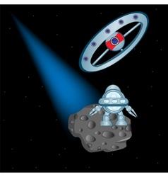 Mastering of cosmos vector