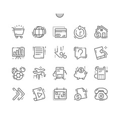 Payment system well-crafted pixel perfect vector
