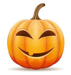 pumpkin 05 vector image