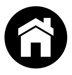Home icon vector