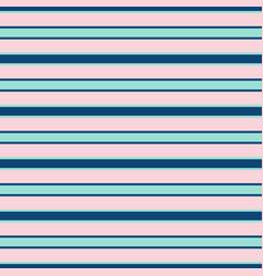 Horizontal stripe baby seamless pattern vector