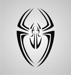 Spider Tribal vector image