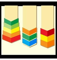Sticker Designs vector image