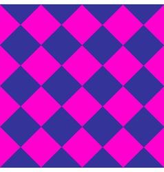 Cosmos Purple Blue Pink Chess Board Diamond vector