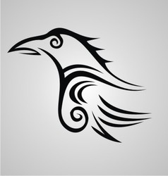 Crow Tribal vector