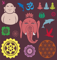 Ganesh collection vector