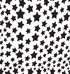 Star seamless pattern1 vector image vector image