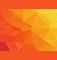 Abstract orange summer background vector