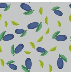 Honeysuckle cartoon seamless texture 656 vector