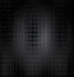 Black Metal Texture vector image vector image