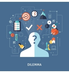 Dilemma Concept vector