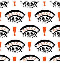 Black friday background sale symbol seamless vector