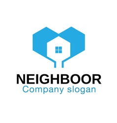 Neighboor Design vector image