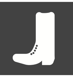 Cowboy Boot vector image