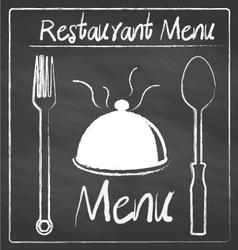 Restaurant-menu vector