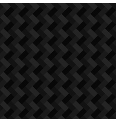 Black geometric rectangle seamless background vector