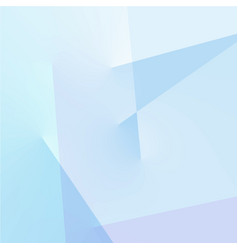 abstract blue geometric background with lines in vector image