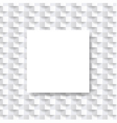 abstract white background white texture vector image