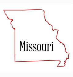 Missouri vector
