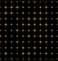 pattern with star vector image