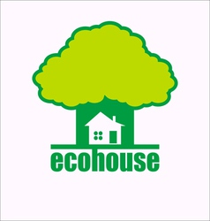 symbols home house vector image