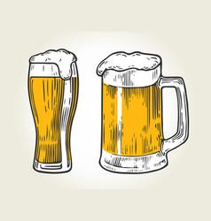 beer2col vector image