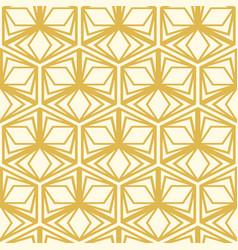 Abstract kaleidoscope style seamless pattern vector