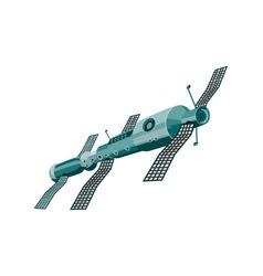 Soviet Satellite vector