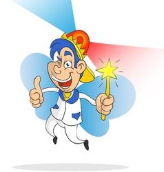 Fairy Man vector image