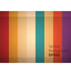 Abstract color line background vector