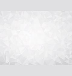 light gray geometric pattern vector image