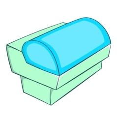 Shopwindow icon isometric style vector image