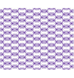 Openwork floral pattern vector