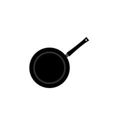pan cooking logo vector image