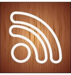 Wifi signal design vector