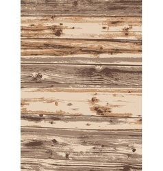 Old wood texture background vector image