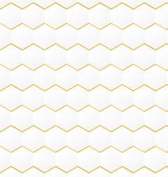 hexagon pattern texture vector image