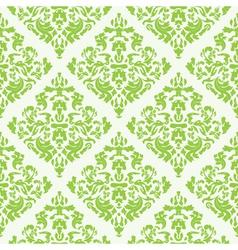 Seamless baroque pattern vector