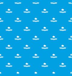 Wind energy pattern seamless blue vector