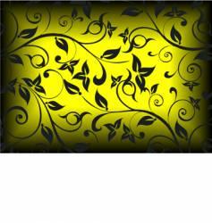 flower texture vector image vector image