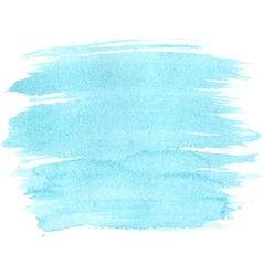 Abstract watercolor hand paint texture vector image vector image