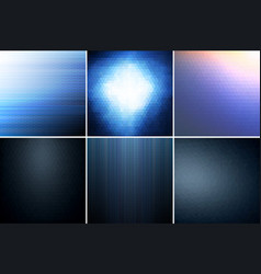 blue abstract backgrounds vector image