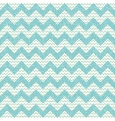 Seamless geometric zig zag chevron pattern vector image