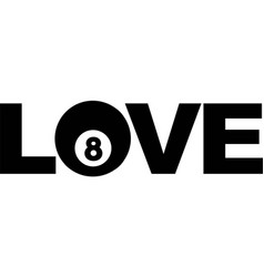 Love on white background vector