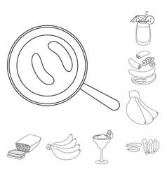 organic and potassium logo vector image